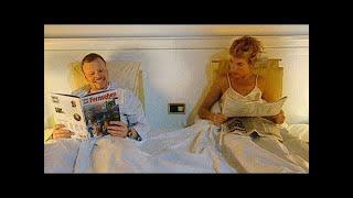 Anke und Stefan im Bett