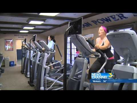 Eco Friendly Gym Gets National Recognition