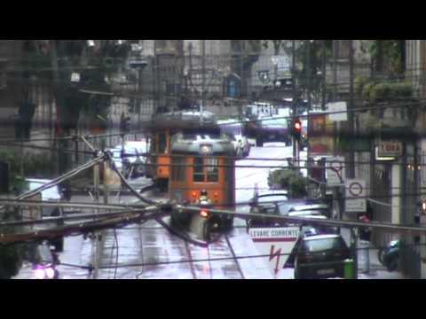 Milan, Italy Trams by K. Mueller May 13, 2010