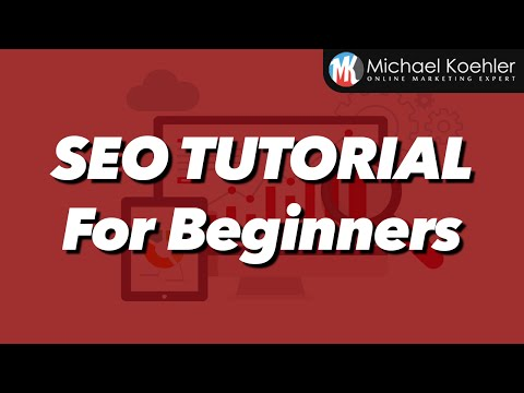SEO Tutorial For Beginners - SEO Tutorial 2016