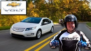Nerd Test Drives 2013 Chevrolet Volt - Review, Commentary & Street Racing Acura Integra