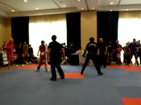 Jeremy Roberts canada au championnat du monde karate espagne 2011