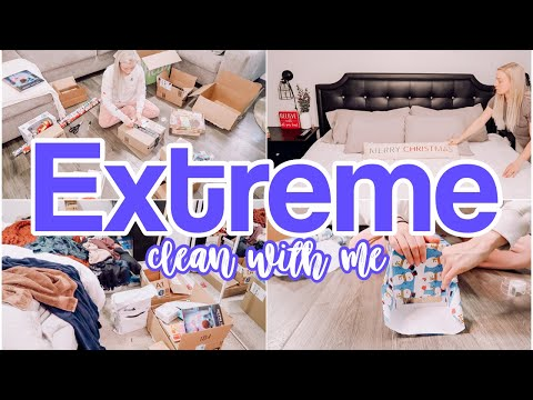 EXTREMELY MOTIVATING CLEAN WITH ME 2020 // SPEED CLEANING MOTIVATION