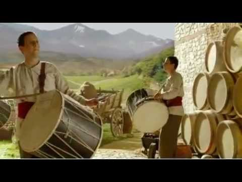 Macedonian Tapan-Stobi Winery commercial