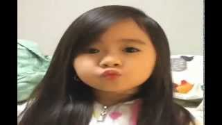 Very Cute Girl Say Something Special