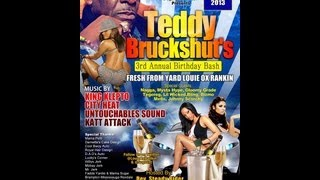 TEDDY BRUCKSHUT