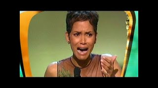Halle Berry aka Heule Berry - TV total