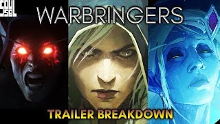 Warbringers NEW TRAILER with Breakdown and Analysis - World of Warcraft Battle for Aeroth