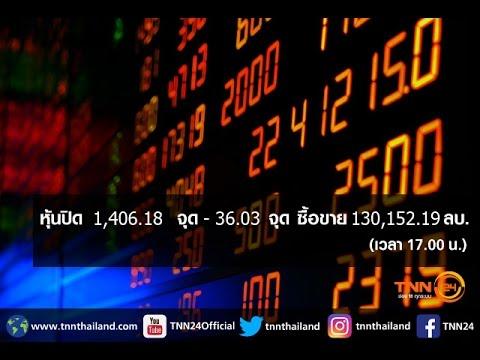 หุ้นไทยร่วง36.03จุด ซื้อขายทะลักกว่าแสนล้าน