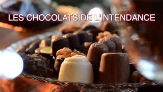 """CLIP Carte de Visite - """"Les Chocolats de l'Intendance"""""""