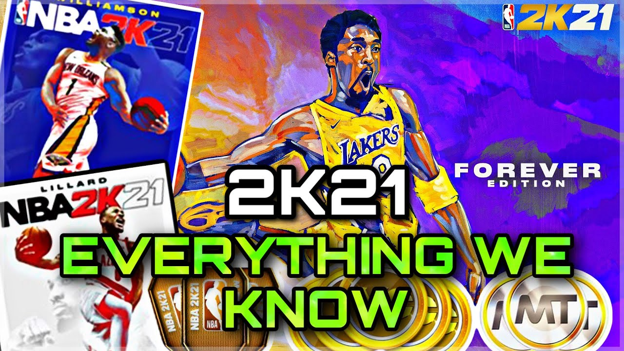 NBA 2K21 MYTEAM! EVERYTHING WE KNOW SO FAR ABOUT NBA 2K21! BONUS CONTENT, RELEASE DATE AND PRICE!