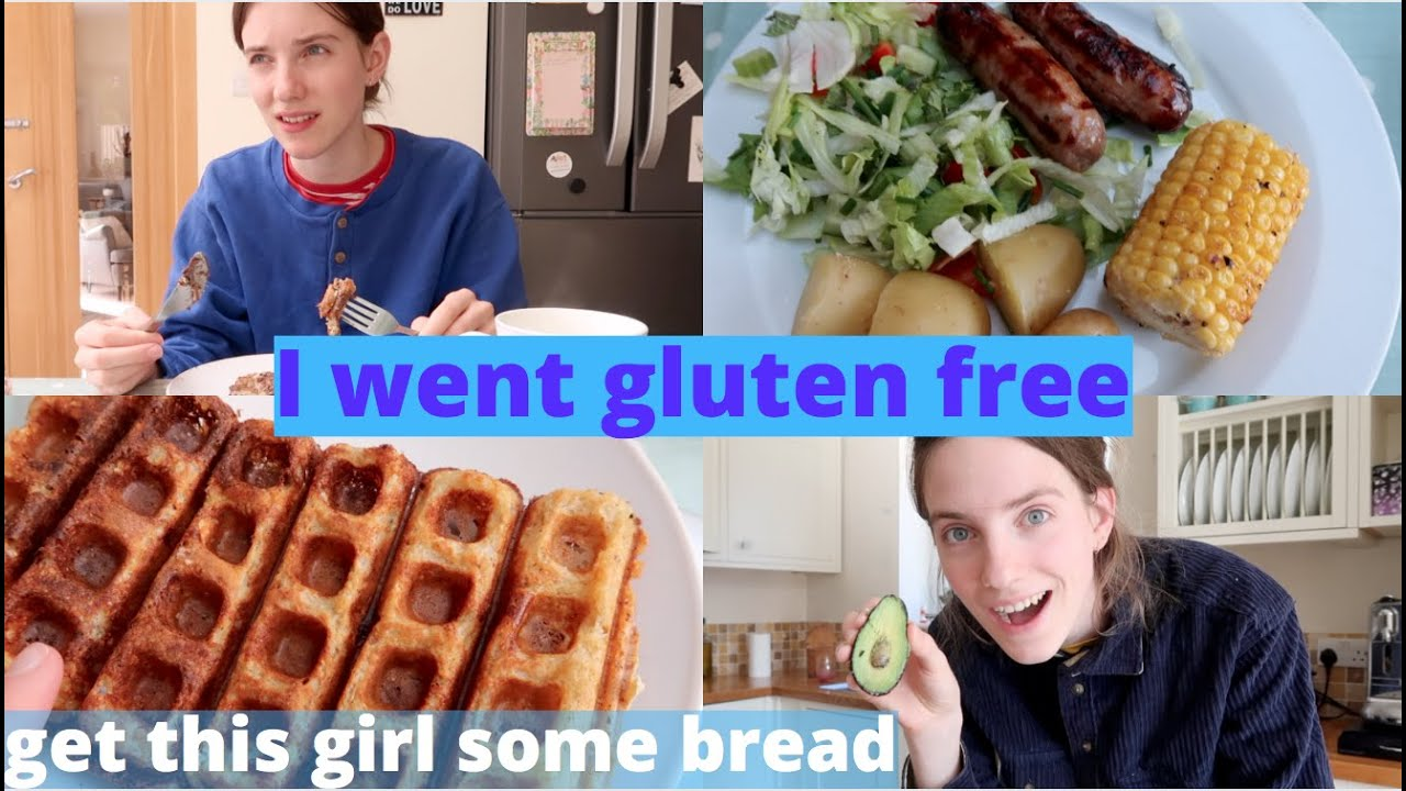 I went Gluten free for 5 days and here is what happened...
