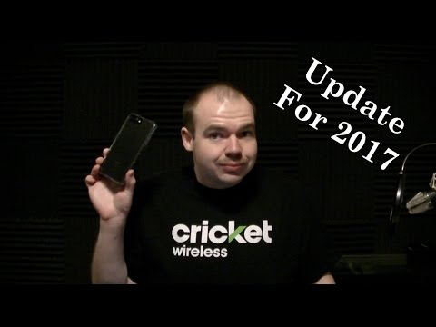 My Unbiased Review Of Cricket Wireless - 2017 Update!!