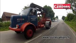 Les camions Henschel à Worms — Henschel LKW