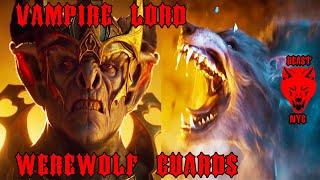 The Elder Scrolls Online (6/14) vampire lord – Werewolf fight - Skyrim Game - Cinematic Video HD