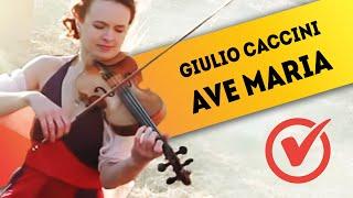 """Giulio Caccini - Ave Maria (violin & soprano) CD """"Romantique"""" - Ave Maria"""