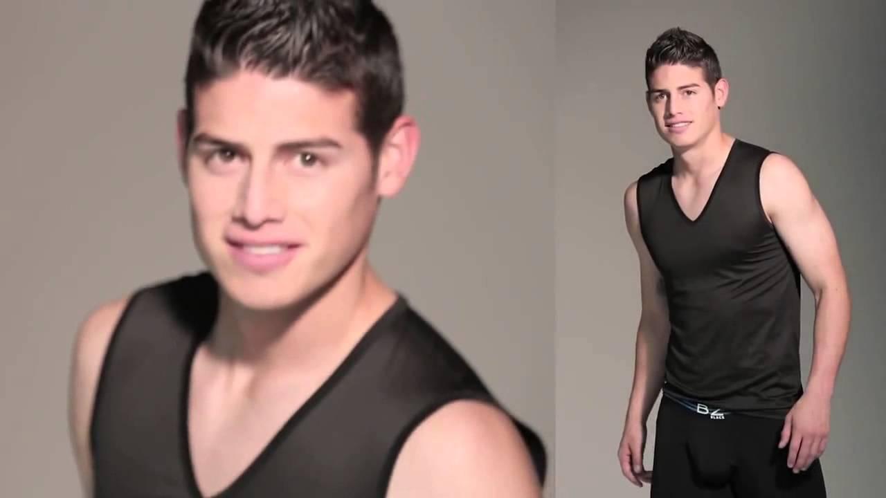 James rodr guez modelo de ropa interior en colombia for Ropa interior de colombia