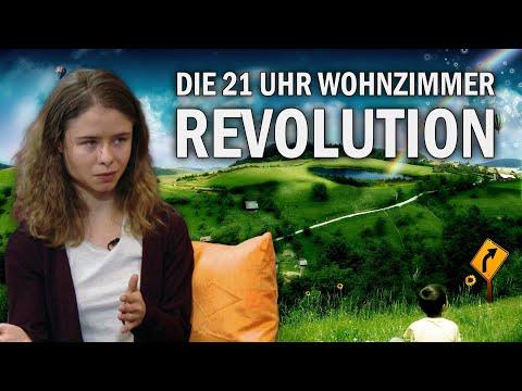 Christina von Dreien - Aufruf zur weltweiten 9pm-Wohnzimmer-Revolution