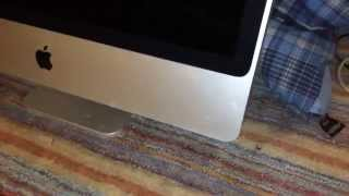 """Early 2008 24"""" iMac Overview"""