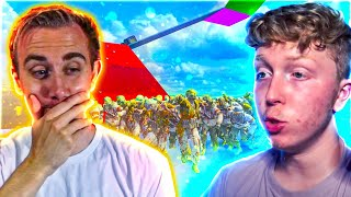 HARDEST ZOMBIES MAP ft. Tim Hansen