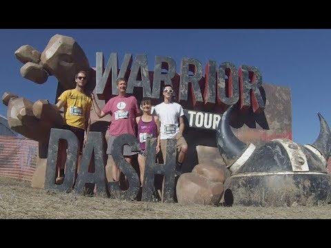 Warrior Dash 5K (GoPro)