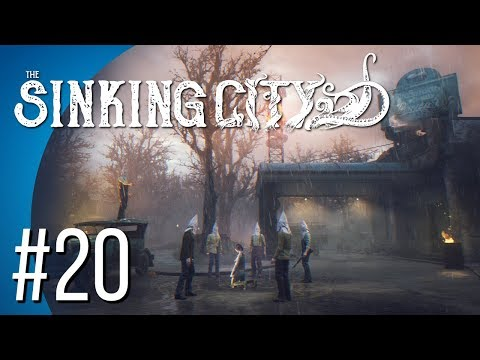The Sinking City #20