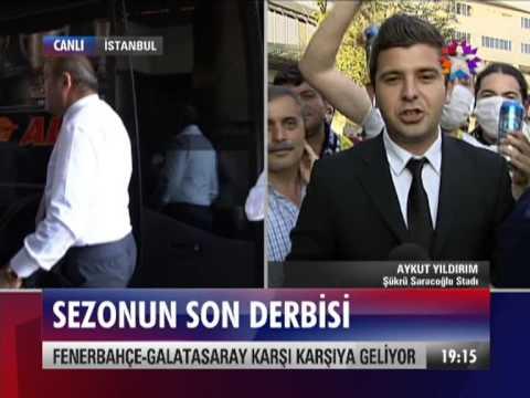 Canlı Yayında Küfür - Ananın Amı Galatasaray