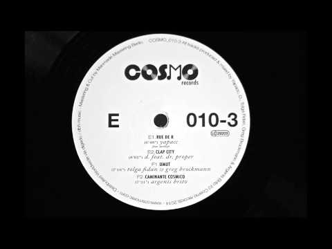 D. feat. Dr. Proper - Clap City (Cosmo records)
