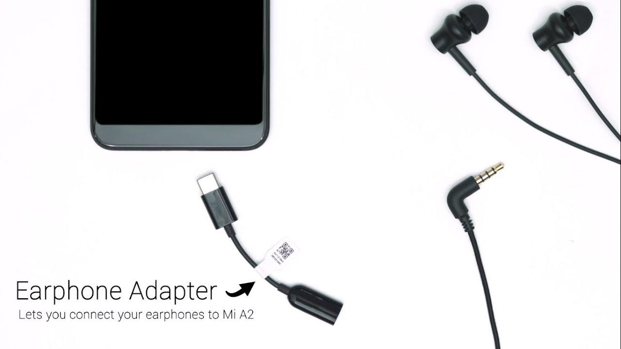 mi a2 type c to audio adapter upgradetoa2 [ 1280 x 720 Pixel ]