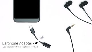 Mi A2   Type-C to Audio adapter   #UpgradeToA2