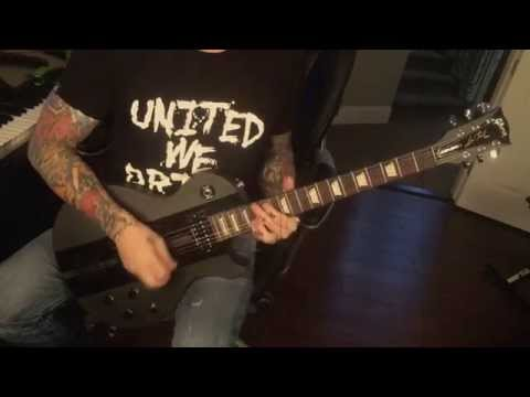 Sixx:A.M. - Stars - Guitar Lesson by Dj ASHBA