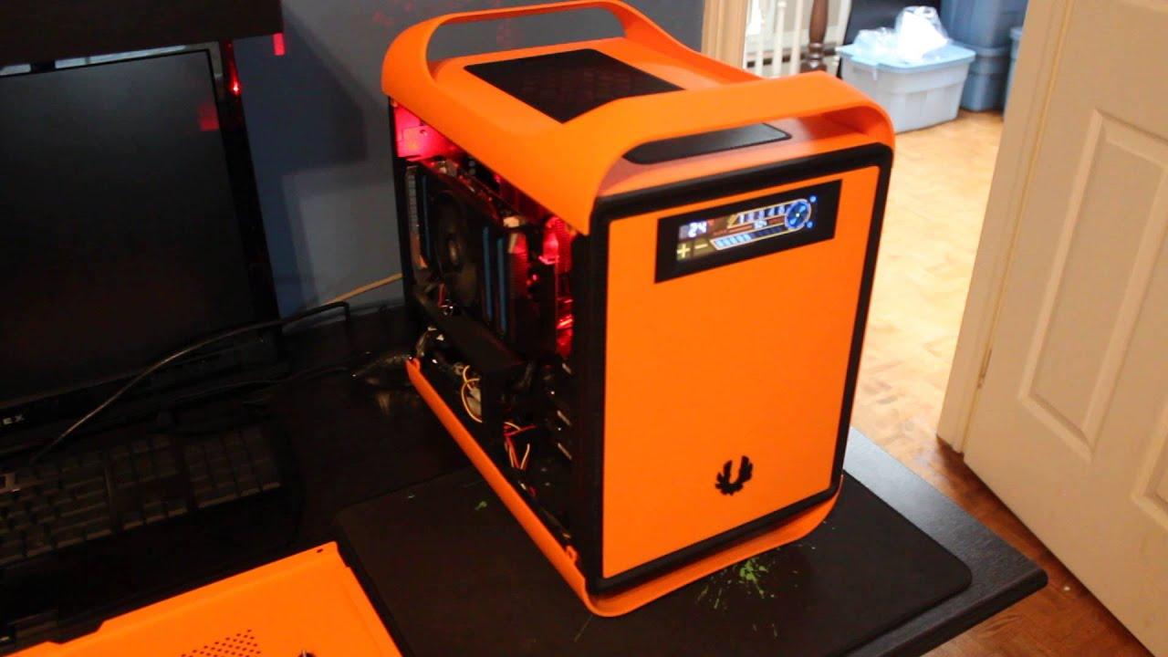 Custom Case Pc Build