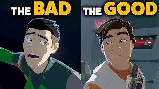 Why Star Wars: Resistance is Bad (and why it's good)