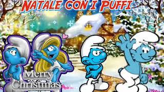 Natale con i Puffi (by Scipionzucchero)