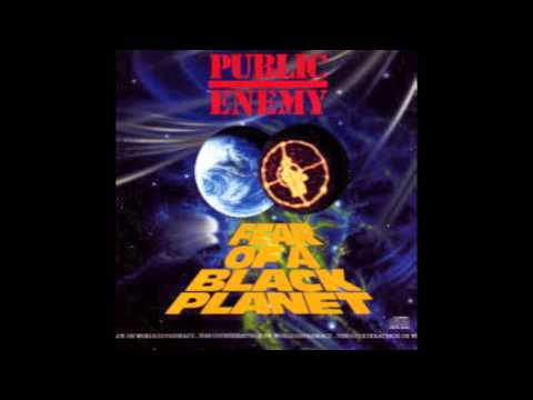 Music video Public Enemy - Fear Of A Black Planet