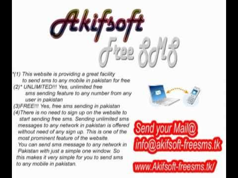 Send FREE SMS (World) (No Registration ) (100% work)