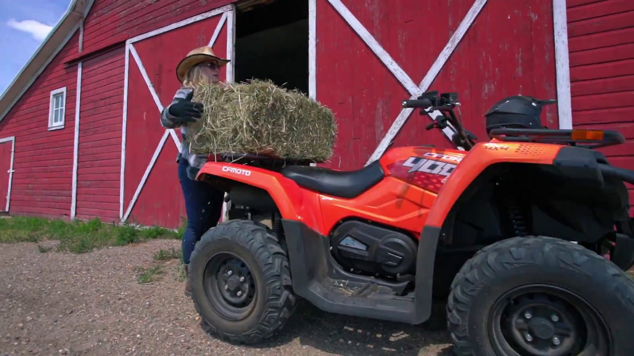 CFORCE 600 ATVs Specifications + Features | CFMOTO USA