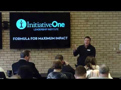 iOne Think Tank: Formula for Maximum Impact