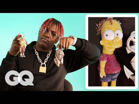 Lil Yachty s Off His Insane Jewelry Collection  GQ