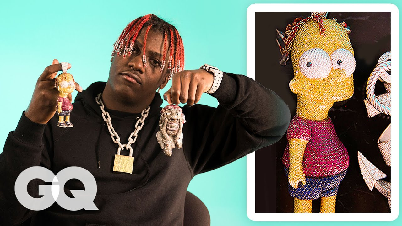 dad42c3e8c Lil Yachty Shows Off His Insane Jewelry Collection