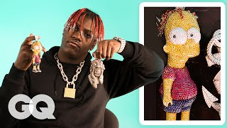 Lil Yachty Shows Off His Insane Jewelry Collection | On the Rocks | GQ