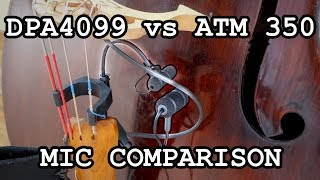 Ultimate DPA4099 vs ATM350 comparison
