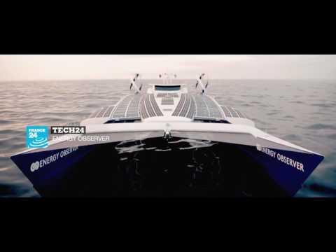 TECH 24 - Energy Observer