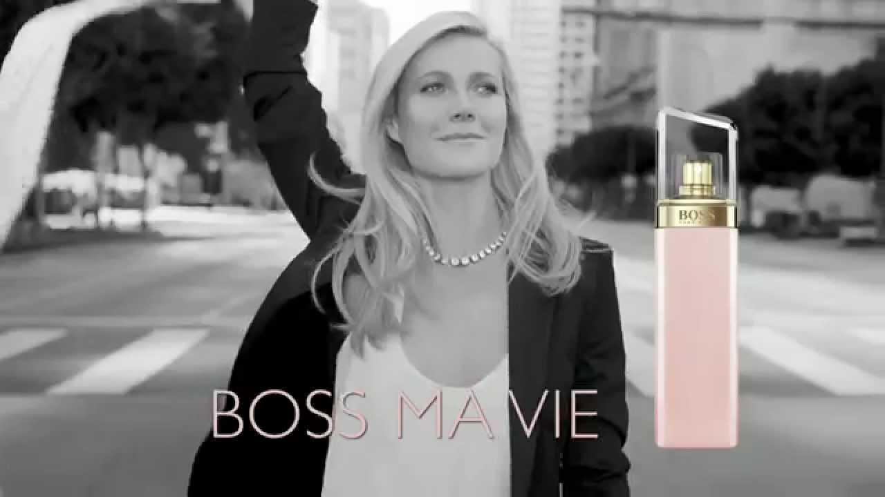 Populaire BOSS - Ma Vie pour Femme - YouTube OU23