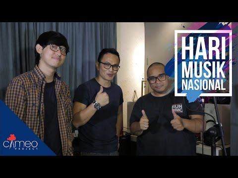 MUSIK INDONESIA Feat. EKA GUSTIWANA & SAYKOJI