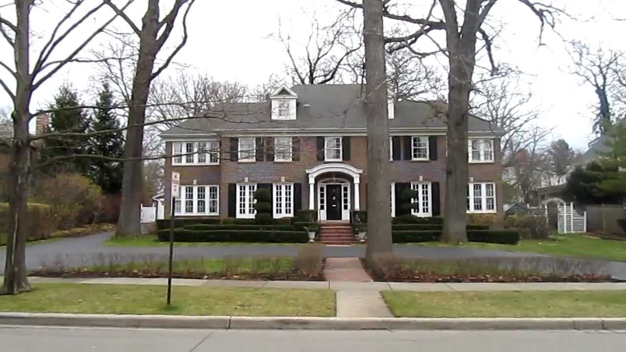 Casa do filme Esqueceram de Mim (Home Alone House - with ...