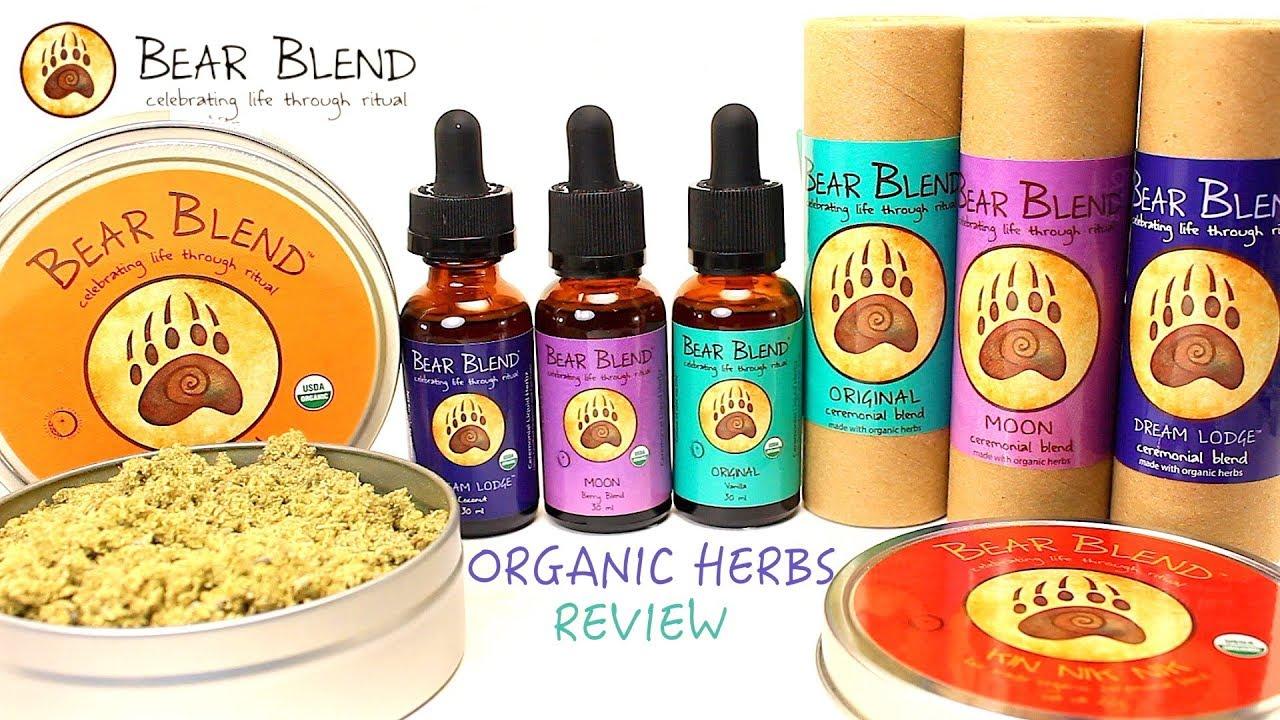 Bear Blend | Ceremonial Organic Herbs Review