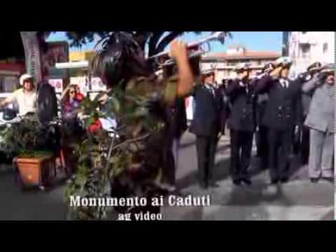 Il 4 Novembre a Cefalù. Corone di fiori ed onori militari