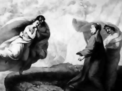 Paolo e Francesca Dante inferno V canto