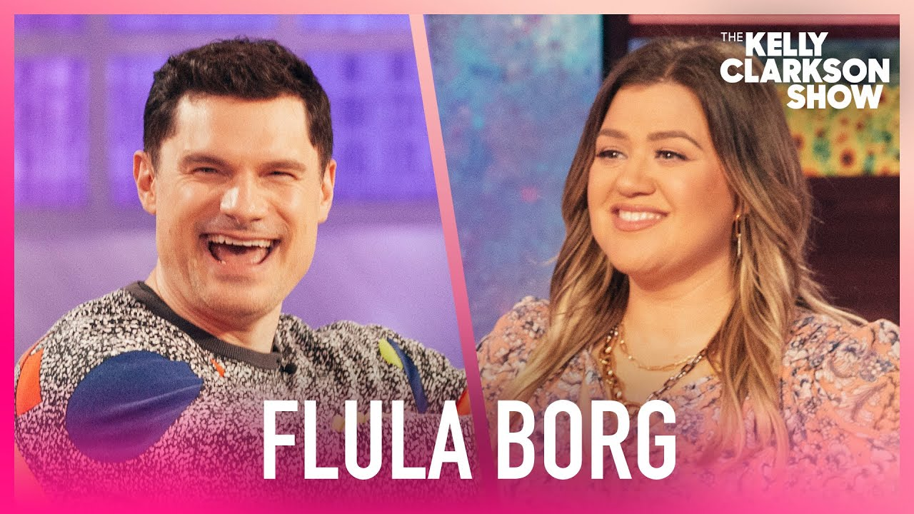 Flula Borg Writes A Song On The Spot